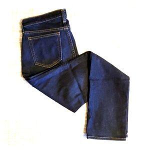 J. Crew Matchstick Jeans, Size 28 Regular